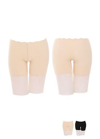 un134 속옷처럼 착용가능한 무봉제라인 속바지 underwear