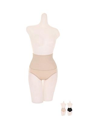 un172 군살까지 꽉 잡아 퍼펙트한 핏을 선사해드리는 텐셀 소재의 하이웨이스트 보정 팬티 underwear