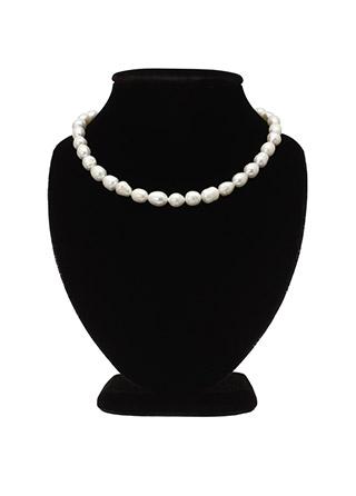 ac3863 하이 쥬얼리에서 볼 법한 디자인의 빼곡 담수 네크리스 necklace