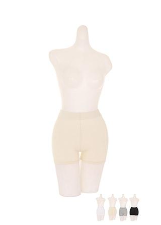 un189 탄탄한 허리 밴딩으로 미운 군살도 잡아주는 쫀득 텐셀 속바지 underwear