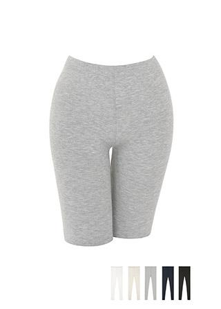 ps1641 쫀득한 텐션감으로 너무 편안한 10부 텐셀 레깅스 leggings
