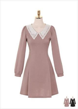 op7835 블링블링 스팽글과 레이스카라로 특별한 A라인 미니 원피스 dress
