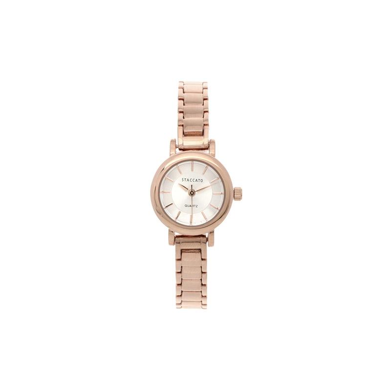 ac4189 세련된 체인 스트랩으로 반짝임이 남다른 포인트 손목시계 wriswatch