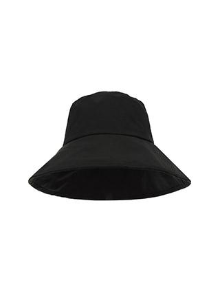 ac4283 바스락거리는 매끈한 소재감의 와이드 벙거지햇 hat