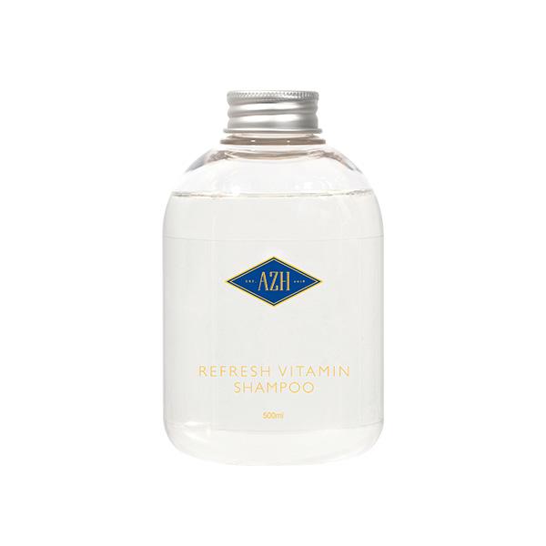 cm011 AZH 리프레쉬 비타민 샴푸 cosmetic