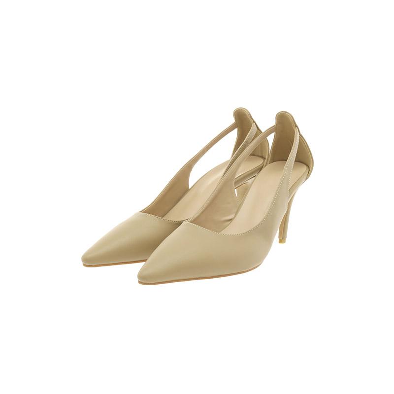 sh1974 세련된 라인이 돋보이는 페미닌 스타일의 포인트 스틸레토 힐 shoes