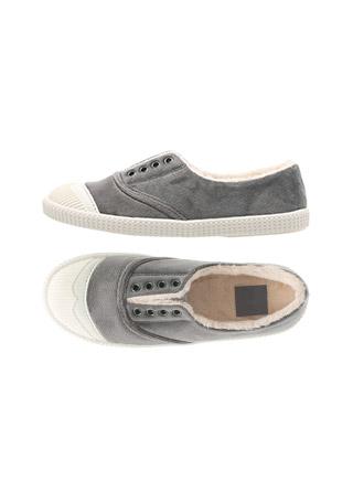 sh2048 부드럽고 풍성한 털 안감의 스웨이드 로우 굽 스니커즈 shoes