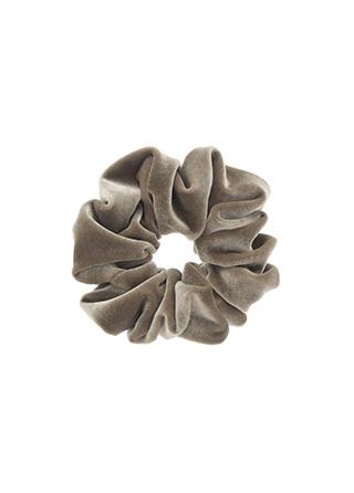 ac4781 포근하고 고급스러운 무드의 벨벳 빅 사이즈 스크런치 곱창 헤어밴드 hairband