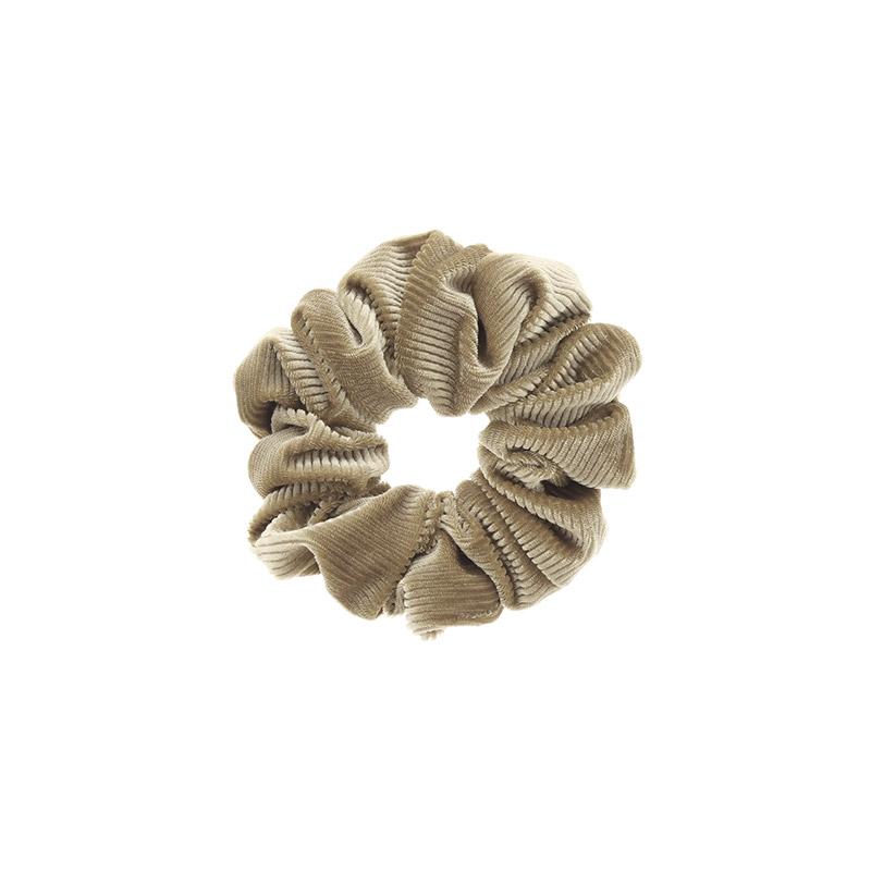 ac4818 따뜻하고 포근한 벨벳과 코듀로이 소재로 완성된 곱창 헤어밴드 hairband