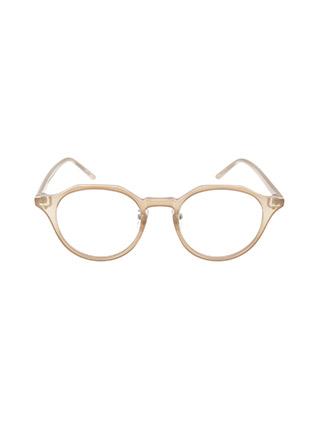 ac4867 가벼운 착용감으로 활용하기 좋은 4가지 컬러 구성의 다각 라운드 심플 뿔테 안경 eyeglasses