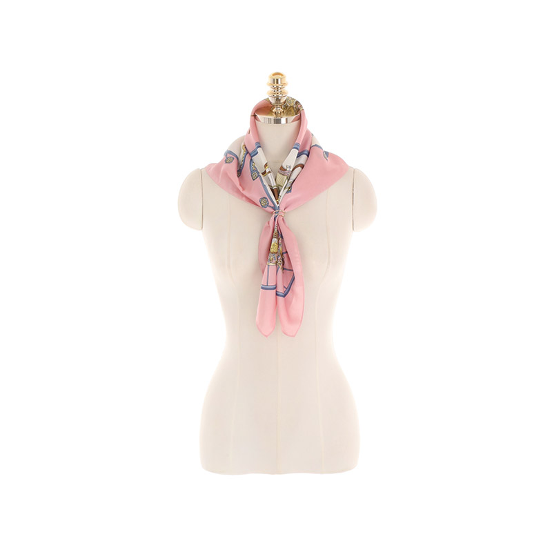 ac4902 ヴィンテージ風スカーフ