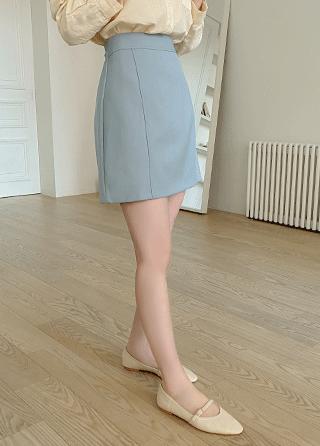 sk4638 デイリーAラインミニスカート