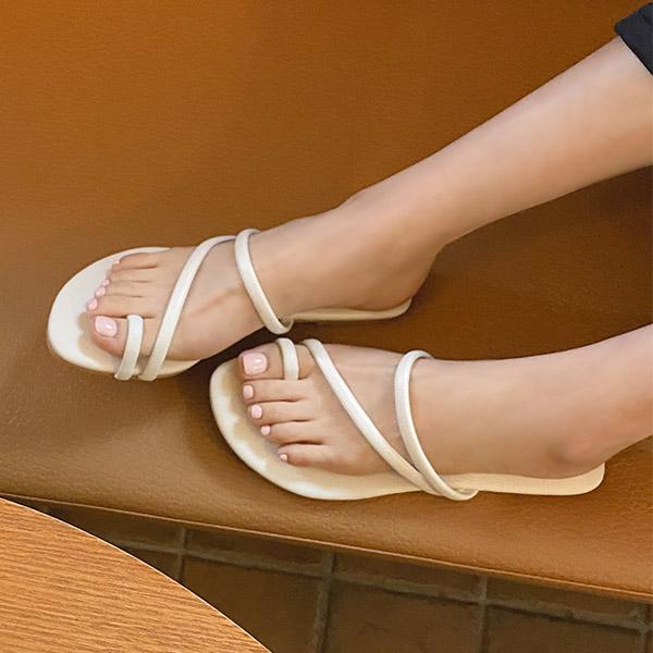 sh2303 심플 베이직한 디자인의 쪼리 스타일 플립플랍 shoes