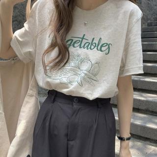 ts2601 イラストレタリングTシャツ